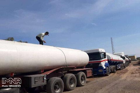 ۱۲۰ هزار لیتر نفت خام سرقتی در اهواز کشف شد