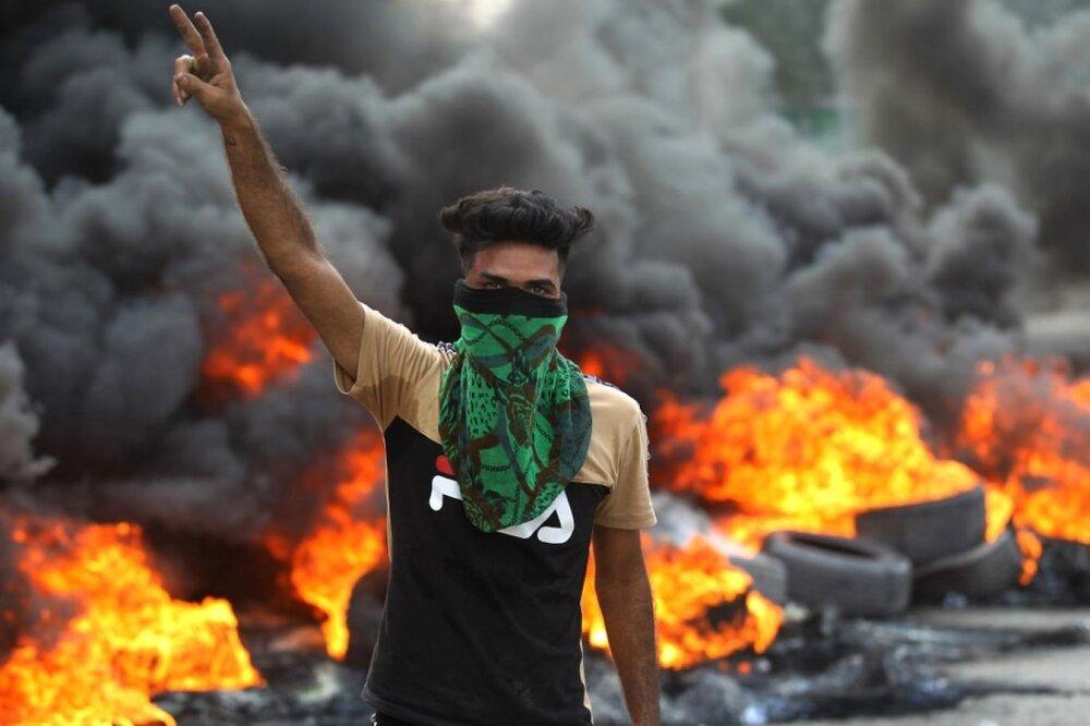 دیکتاتوری پنهان مهمترین عاملاعتراضات مردمی در لبنان و عراق