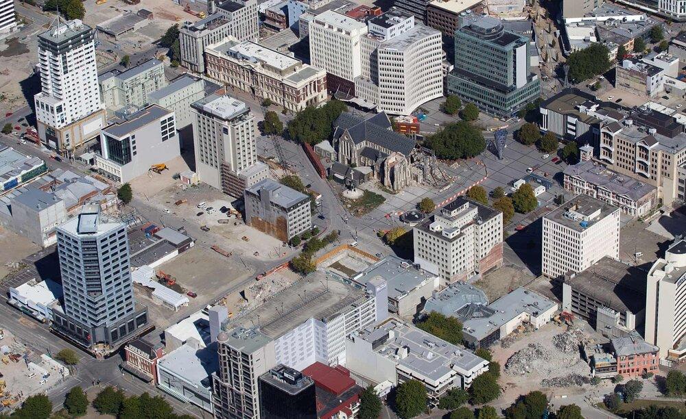 شهر مقاوم به زلزله چگونه است؟