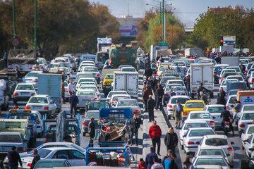 اجرای بزرگترین پروژه ترافیکی کاشان