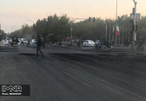آخرین جزئیات خسارات وارده به شهر اصفهان + فیلم
