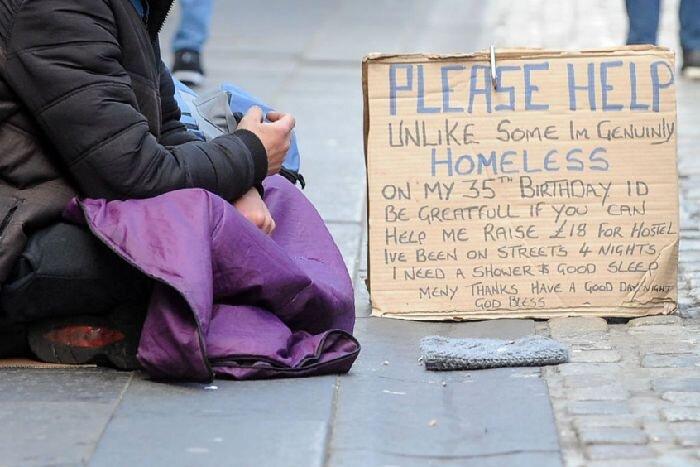 حل مشکل بیخانمانی در لندن با تکنولوژی هوشمند