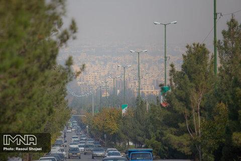 تشکیل دومین کارگروه استانی هماهنگی شرایط اضطرار آلودگی هوای اصفهان