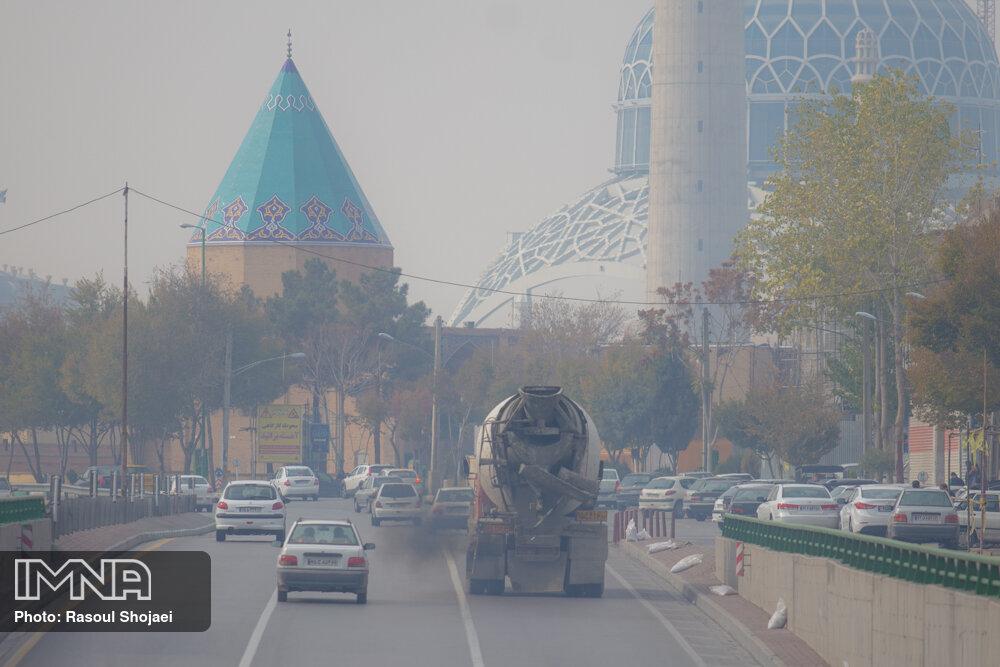 اصفهان دو روز آینده غبارآلود است/ بهبود کیفیت هوا از پنجشنبه