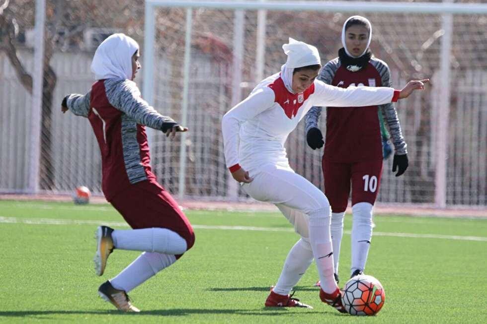 خروج دوباره تیم ملی فوتبال زنان ایران از رنکینگ فیفا