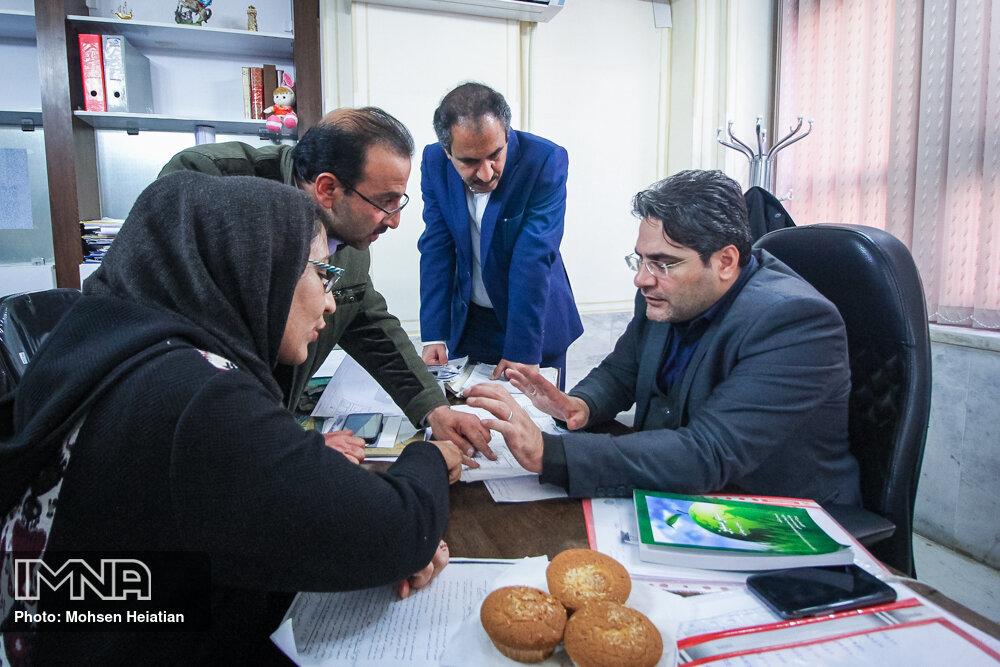 ابلاغ طرح مصوب محله جوزدان و علی قلی آقا به منطقه یک