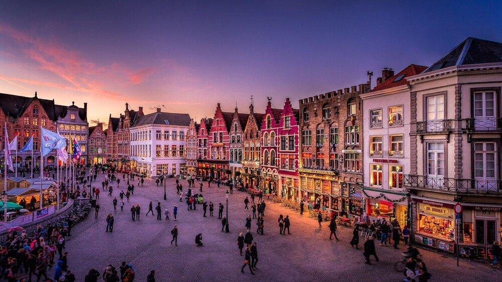 هفت خانی که بلژیک برای پیاده راه سازی پشت سر گذاشت!