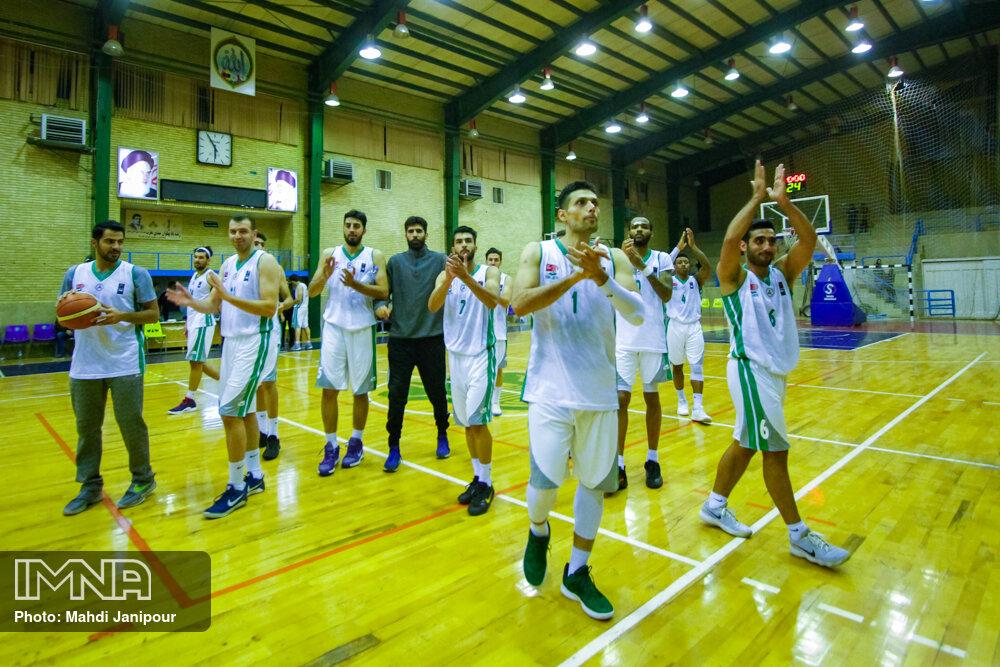 لیگ برتر بسکتبال بدون اعلام قهرمان به پایان رسید