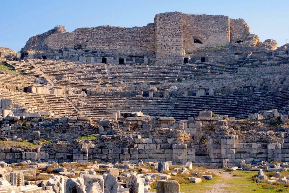 کشف معبد ۲۵۰۰ ساله در ترکیه
