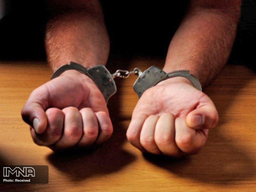 دستگیری قاتل فراری بعد از ۵ ماه