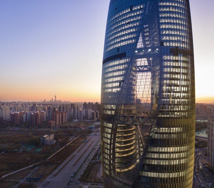 بزرگترین تالار جهان در چین + عکس