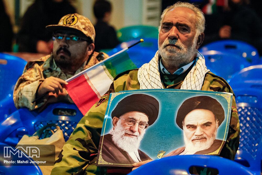 فیروزی پور: هدف از راه اندازی بسیج تنها کمک به بعد نظامی کشور نیست