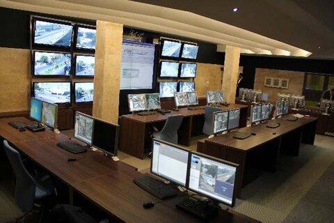 احداث مرکز کنترل ترافیک در منطقه ۱۳