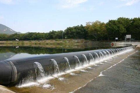 رودخانه باراجین به جاذبه گردشگری تبدیل میشود