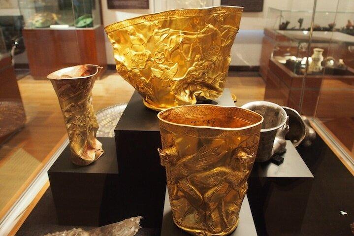 بازدید مجازی از موزه ایران باستان
