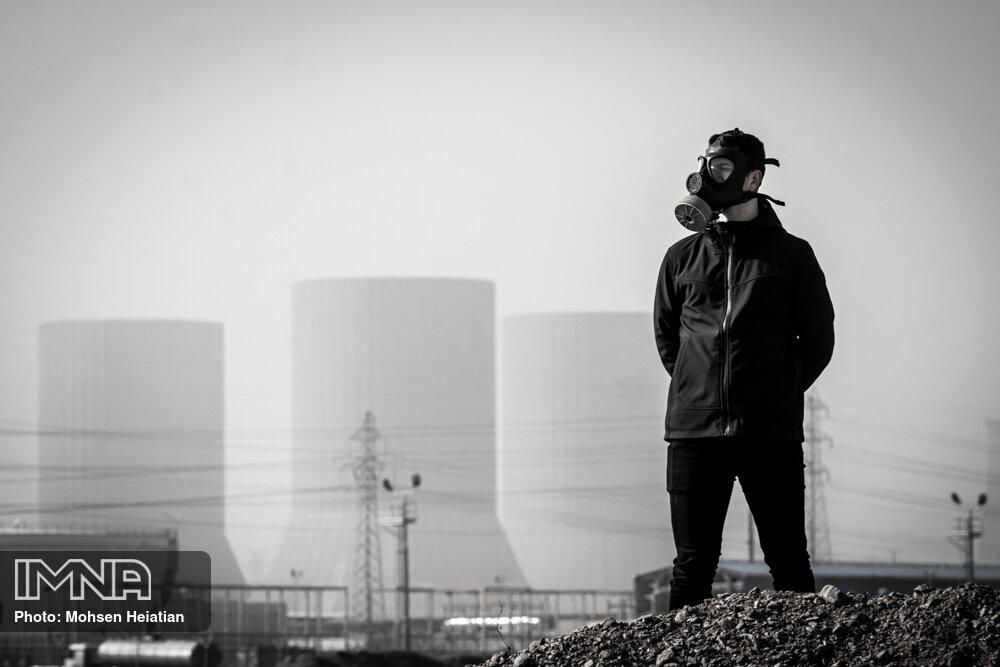 آلودگی هوا باعث افزایش ابتلا به عفونتهای تنفسی و کرونا میشود