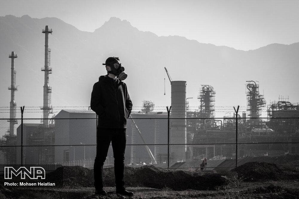 آلودگی هوای اصفهان، سستی صنایع و بیتوجهی محیط زیست