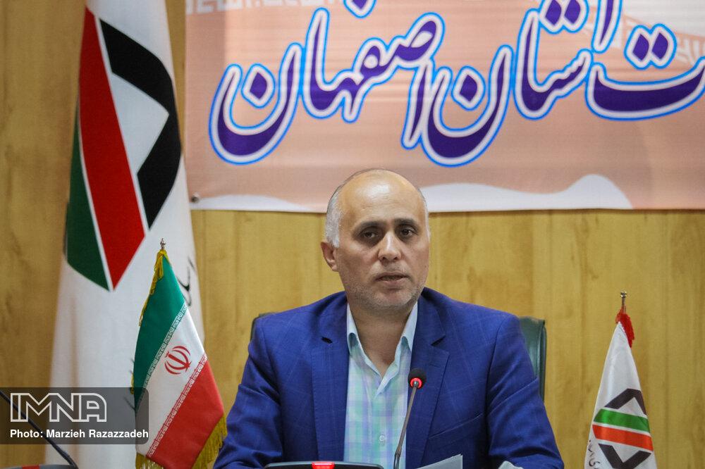 کسری صادرات استان اصفهان در تیرماه جبران شد