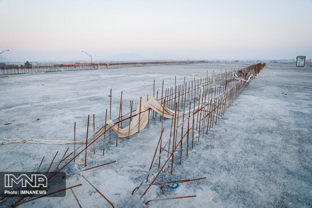 پروژه احداث زیرگذر گوگد ۱۴ سال است مسکوت مانده