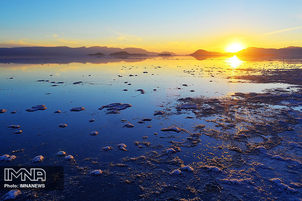 رهاسازی ۴۰ میلیون مترمکعب حقابه زیستمحیطی برای دریاچه بختگان