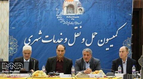 نصر اصفهانی، رئیس کمیسیون حمل و نقل و خدمات شهری شوراهای اسلامی کلانشهرها شد