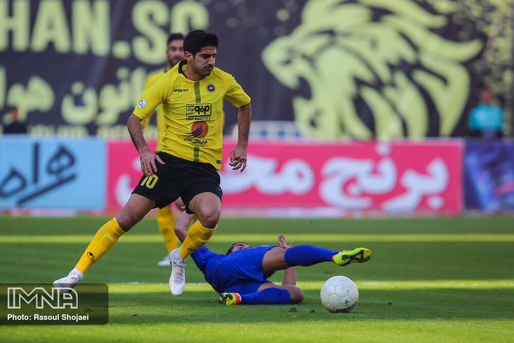 سپاهان و آمار امیدوار کننده در تقابلهای جام حذفی برابر استقلال+ جدول