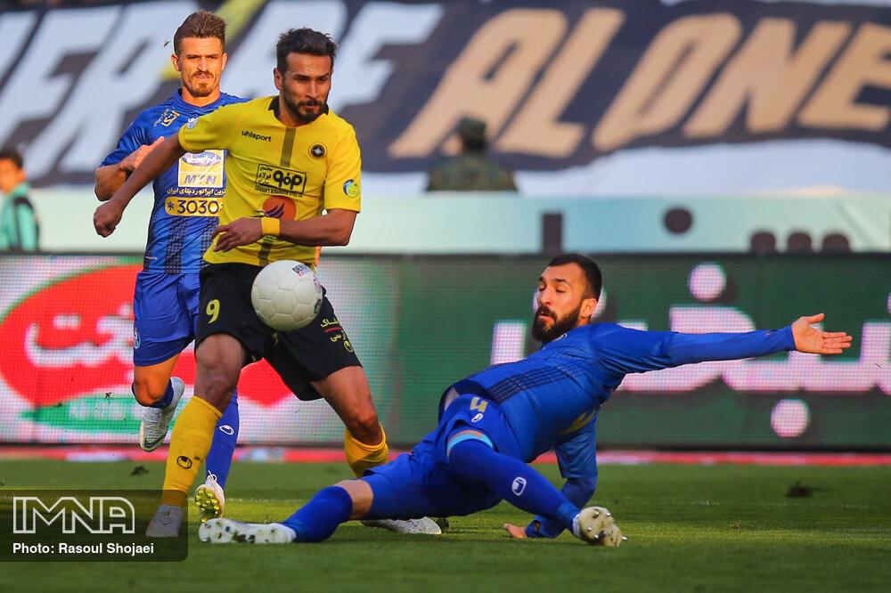 غیبت دو ستاره استقلال مقابل پرسپولیس در جام حذفی
