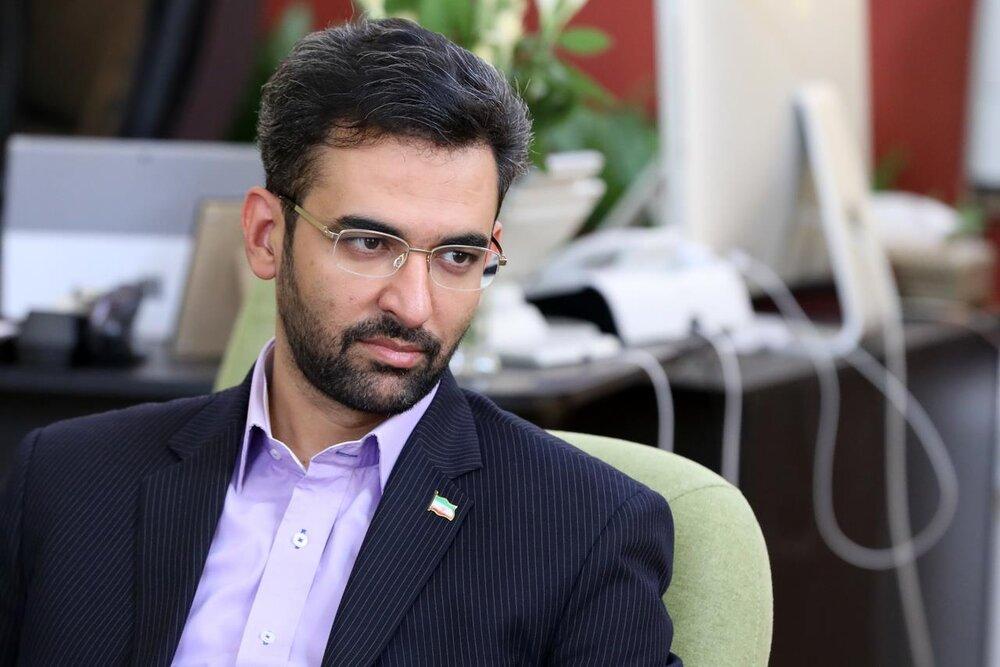 توییت وزیر ارتباطات درباره درگذشت مدیرکل مخابرات البرز