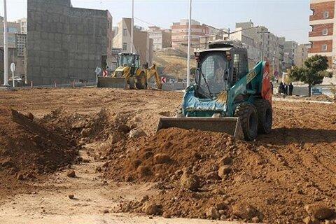 تملک املاک مسیر پروژه تقاطع غیرهمسطح جهاد
