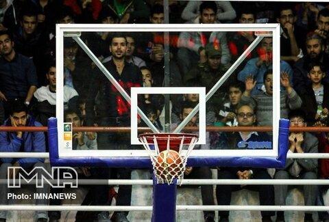 حواشی لغو بازی بسکتبال ذوب آهن و شهرداری گرگان ادامه دارد
