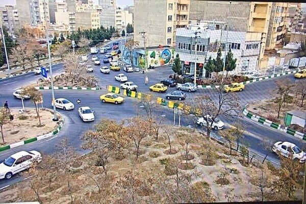 نصب دوربینهای نظارتی در خروجی ترمینال مرکزی تبریز