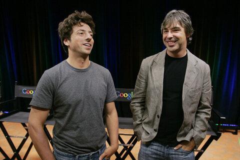 مدیران گوگل کنارهگیری میکنند