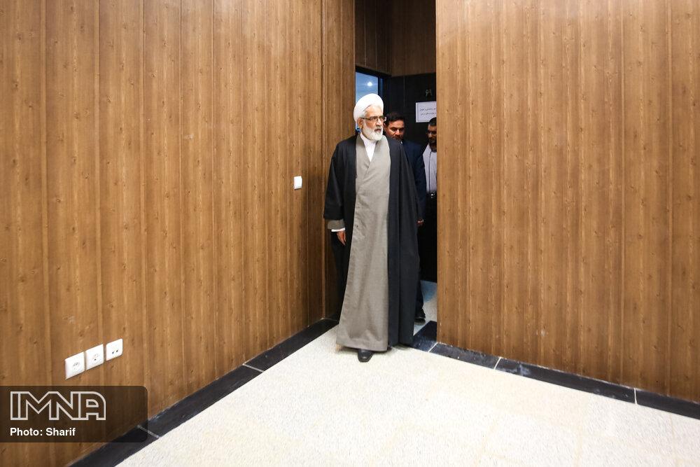 سفر دادستان کل کشور به اصفهان