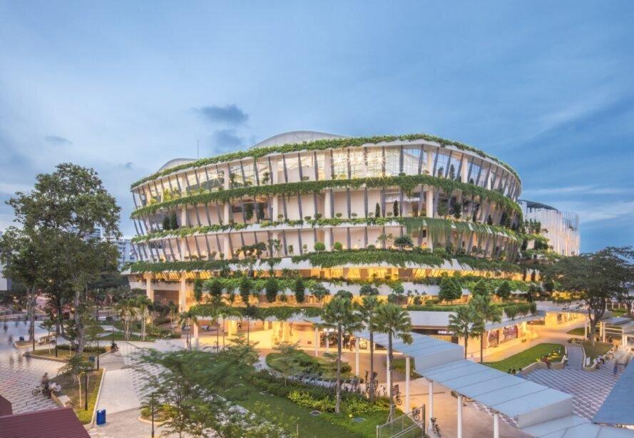 شهرک قدیمی سنگاپور زنده شد