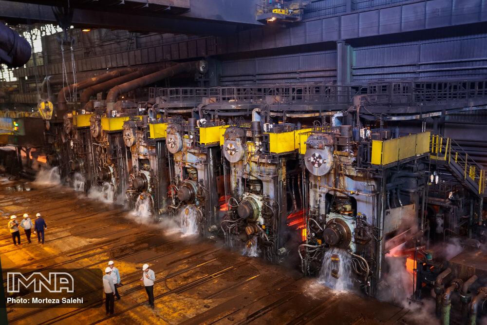 برنامهریزی شرکت فولاد مبارکه برای حضور مؤثر در بازارهای رقابتی