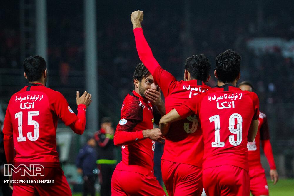 پرسپولیس (۵)۱-۱(۳) النصر عربستان/ کارشکنی سعودیها بیاثر ماند، سرخها فینالیست شدند