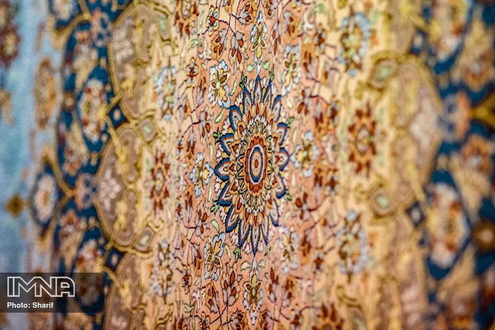 صدور ۵۱۴ پروانه بهرهبرداری از واحدهای تولیدی فرش دستباف