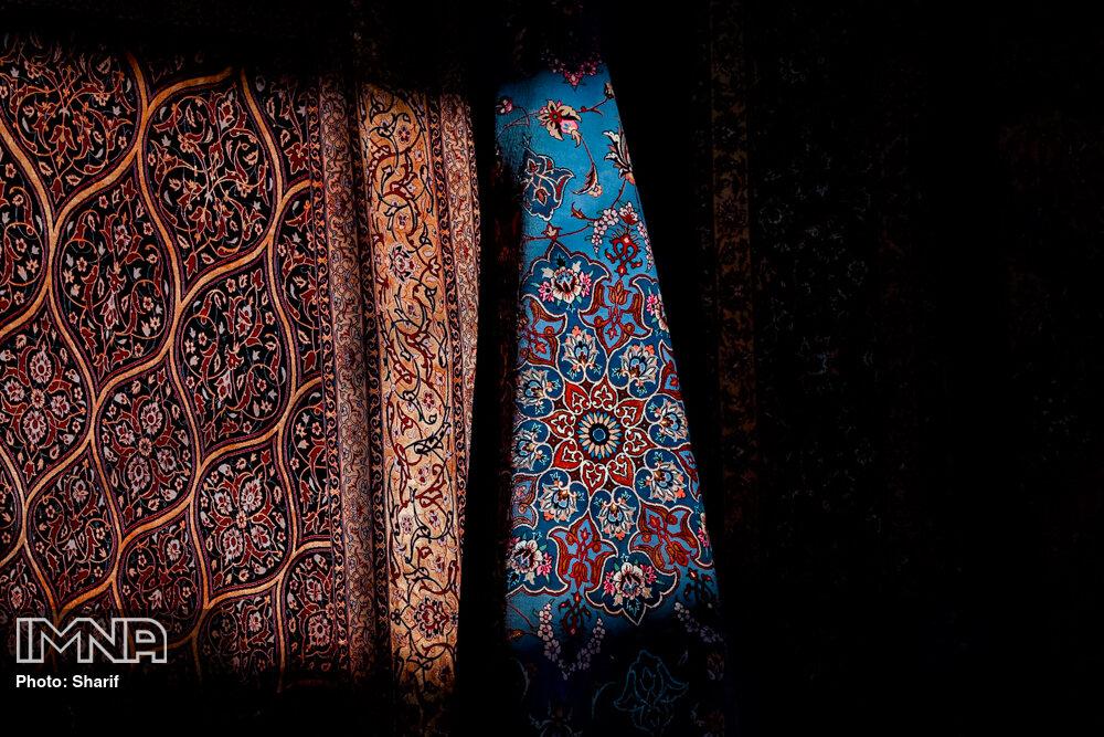 نمایشگاه فرش دستبافت اصفهان