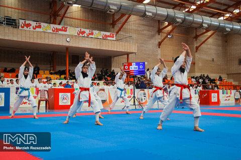 باشگاه های برتر لیگ های کاراته وان پسران و دختران معرفی شدند