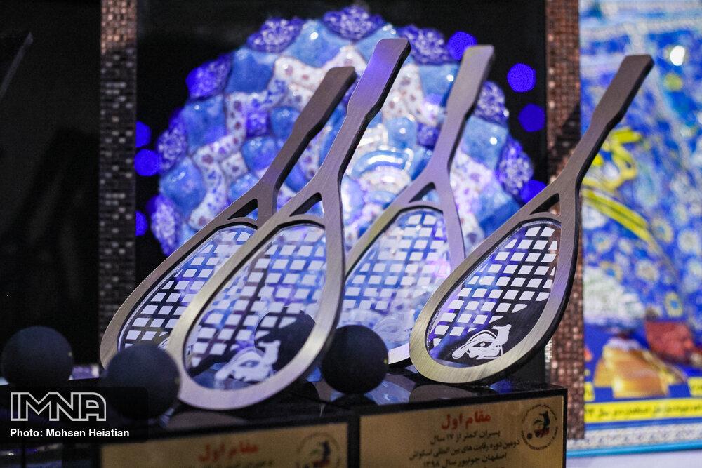 انتخابی تیم ملی اسکواش زنان نیمه دوم شهریور برگزار میشود
