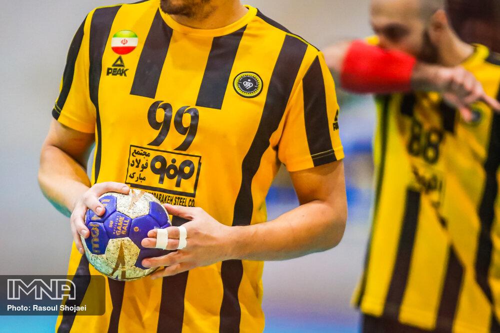 اصفهانی ها در مسابقات هندبال جوانان کشور درخشیدند