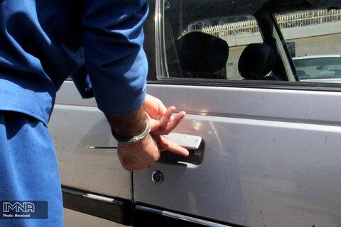 امکان گزارش آنلاین سرقت خودرو به پلیس