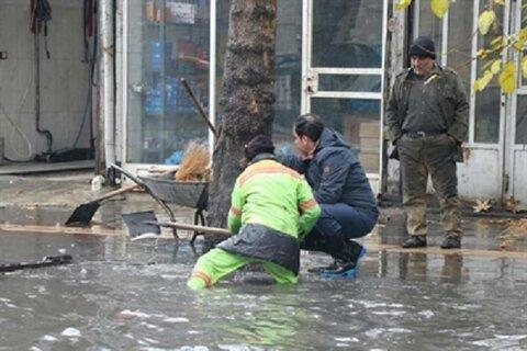 ابلاغ تمهیدات پیشگیرانه شهرداریها در فصل بارش