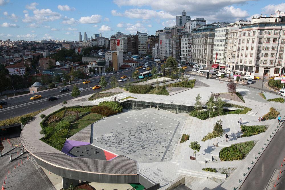پارک مرکزی استانبول؛ تحولی عظیم در فضای عمومی شهری