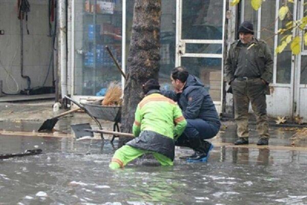 اجرای ۶ طرح پیشگیری از سیلاب در ساری