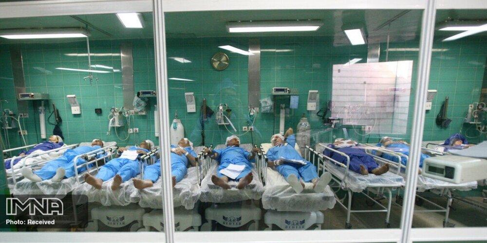 آنفلوآنزا، بیماران بخش ICU را افزایش داد