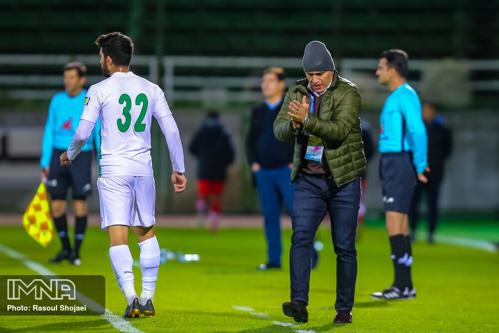 جانشین منصوریان باید در حد قلعه نویی باشد/ منصوریان فقط بازیکن قابل احترامی بود!