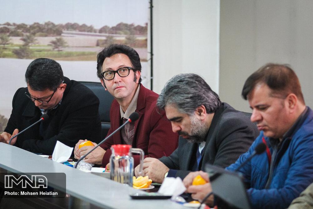 خانه هنرمندان تبریز برای جلسات شورا مناسب نیست