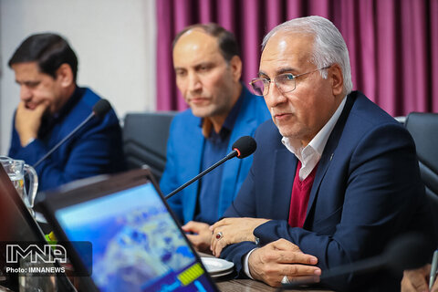 دیدار مدیران شهری تبریز با شهردار و اعضای شورای شهر اصفهان
