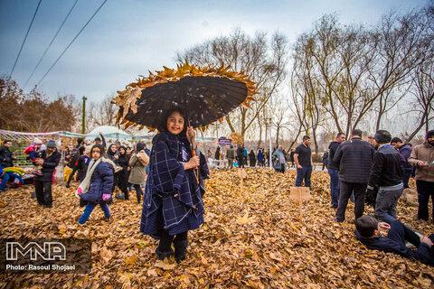 جشنواره برگ های پاییزی